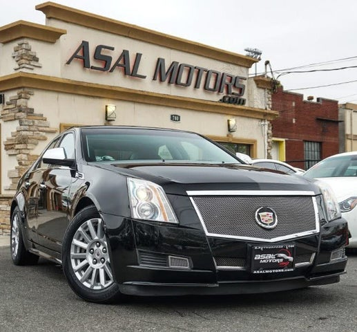 Used 2010 Cadillac CTS 3.0L Luxury RWD For Sale (with