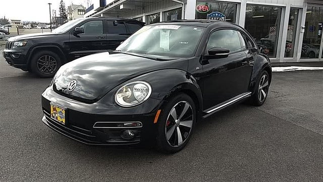 2014 Volkswagen Beetle R-Line with Sunroof and Sound