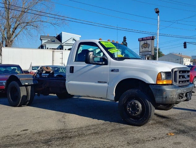 2000 Ford F-450 Super Duty Lariat