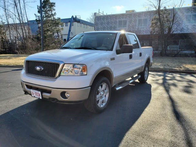 2007 Ford F-150 Lariat SuperCrew 6.5ft Bed 4WD