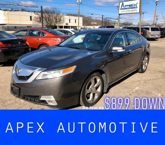 Used 2010 Acura TL SH-AWD With Technology Package For Sale