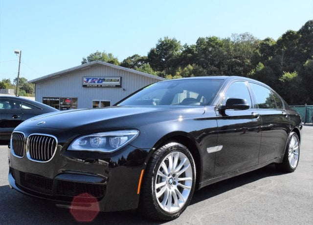 2015 BMW 7 Series Alpina B7 xDrive LWB AWD