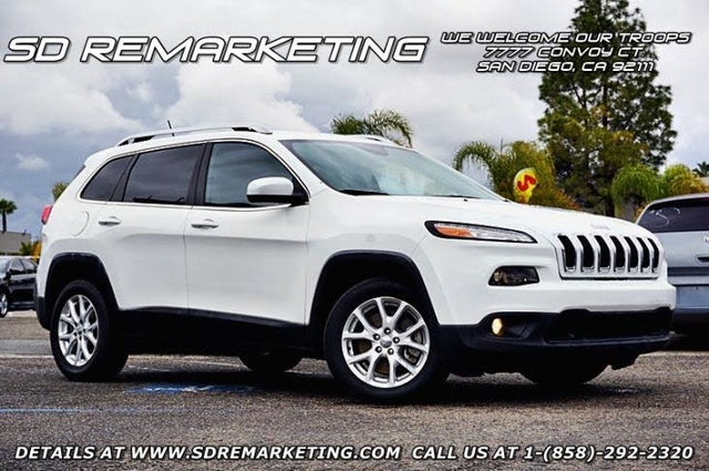 Used Jeep Cherokee For Sale In San Diego Ca Cargurus