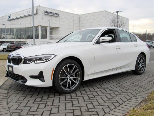 2020 BMW 3 Series 330i xDrive Sedan AWD