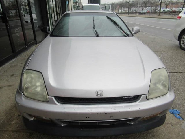 1997 Honda Prelude 2 Dr Type SH Coupe