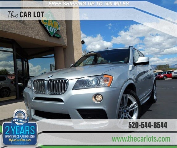 2013 BMW X3 For Sale In Sierra Vista, AZ