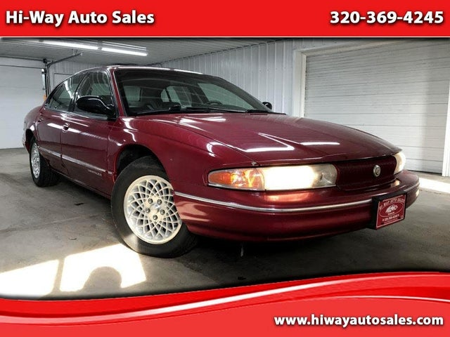 used 1997 chrysler lhs for sale right now cargurus 1997