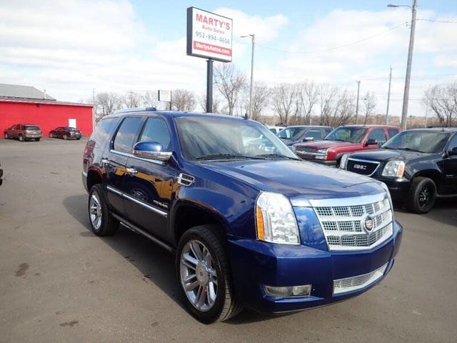 Used Cadillac Escalade for Sale in Minneapolis, MN - CarGurus