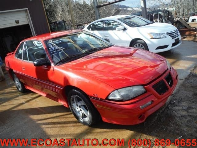 1995 Pontiac Grand Am 2 Dr GT Coupe