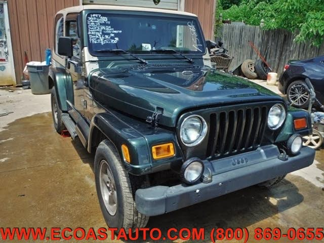 50 Best Jeep Wrangler For Sale Under 5 000 Savings From 1 139