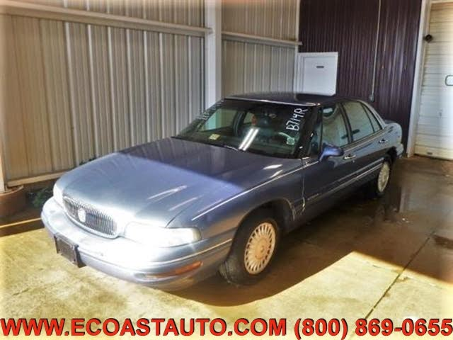 1998 Buick LeSabre Limited Sedan FWD