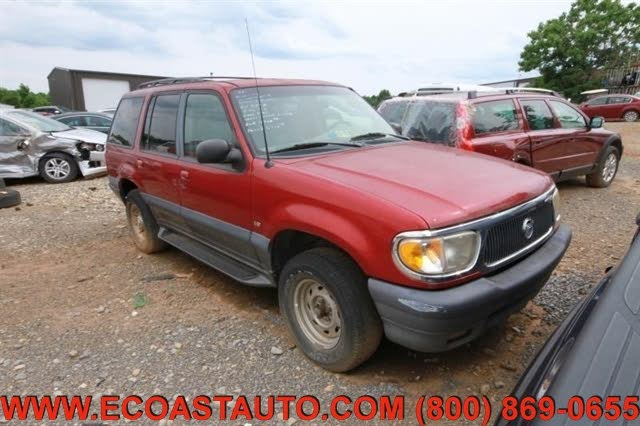 1998 Mercury Mountaineer RWD