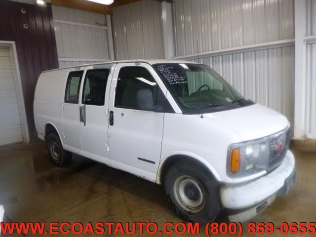 used 2001 gmc savana cargo for sale right now cargurus used 2001 gmc savana cargo for sale