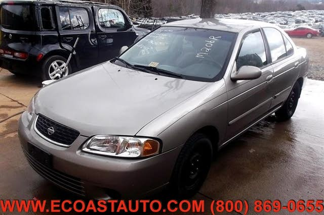 Used 2001 Nissan Sentra Gxe For Sale Right Now Cargurus