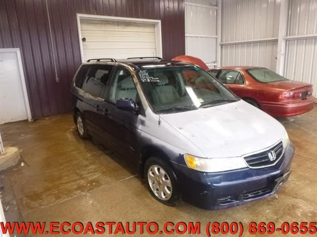 2003 Honda Odyssey EX FWD