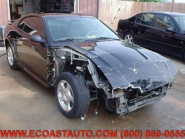 2004 Ford Mustang Coupe RWD