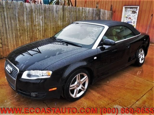 2007 Audi A4 2.0T Cabriolet FWD