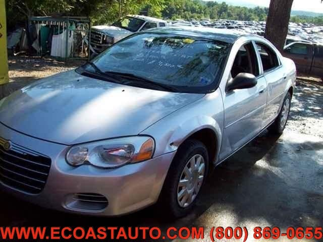 2004 Chrysler Sebring LX Sedan FWD