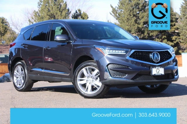 2020 Acura RDX SH-AWD with Advance Package