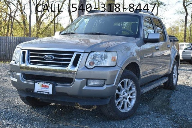 2008 Ford Explorer Sport Trac Limited 4WD