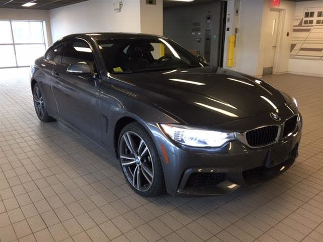 2015 BMW 4 Series 435i xDrive Coupe AWD