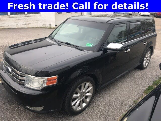 2010 Ford Flex Limited AWD with EcoBoost
