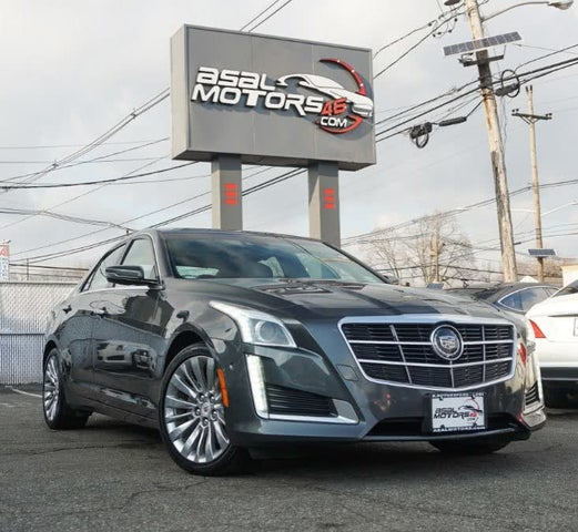 Used Cadillac CTS For Sale In New York, NY