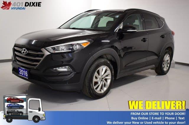 2016 Hyundai Tucson 2.0L Luxury AWD