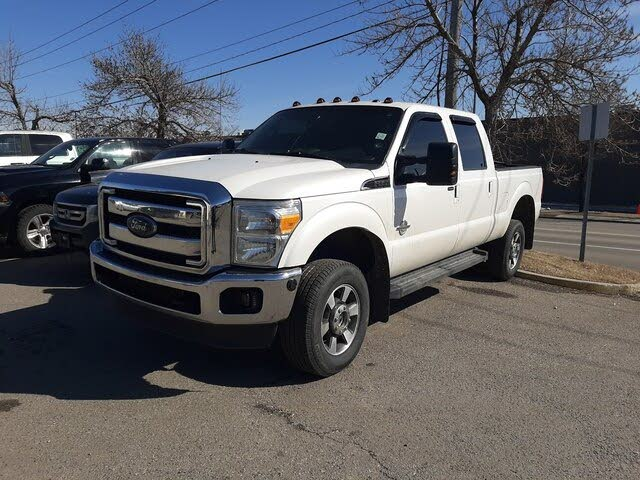 2014 Ford F-350 Super Duty