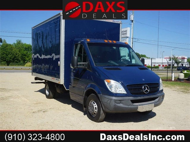 2011 Mercedes-Benz Sprinter 3500 144 WB Regular Cab DRW Chassis