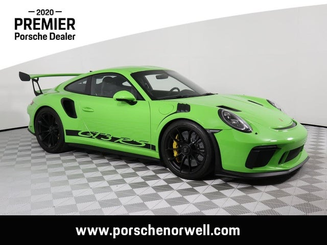 2019 Porsche 911 For Sale In Worcester Ma Cargurus