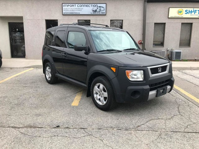 2006 Honda Element Base