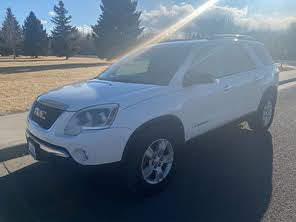 Used Gmc Acadia For Sale In Billings Mt Cargurus
