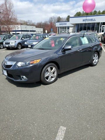 2014 Acura TSX Sport Wagon FWD with Technology Package