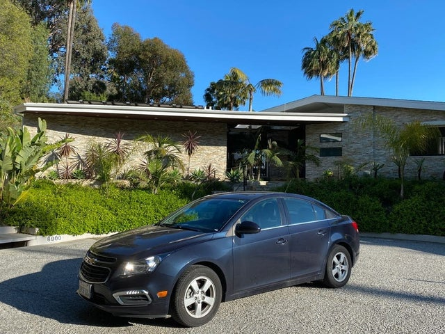 2016 Chevrolet Cruze Limited 1LT FWD