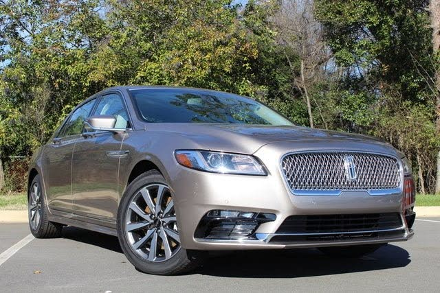 2020 Lincoln Continental FWD