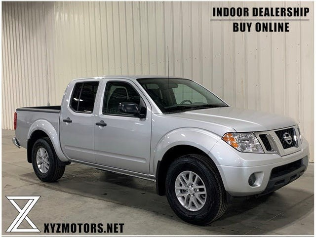2019 Nissan Frontier SV V6 Crew Cab 4WD