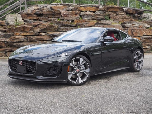 Used 2021 Jaguar F-TYPE First Edition Coupe RWD for Sale ...