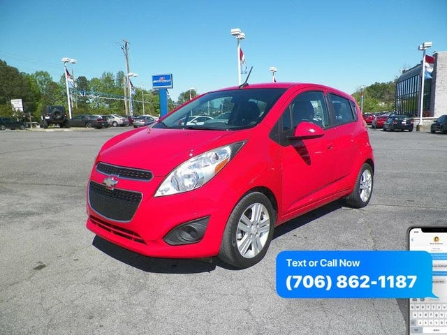 2014 Chevrolet Spark LS FWD