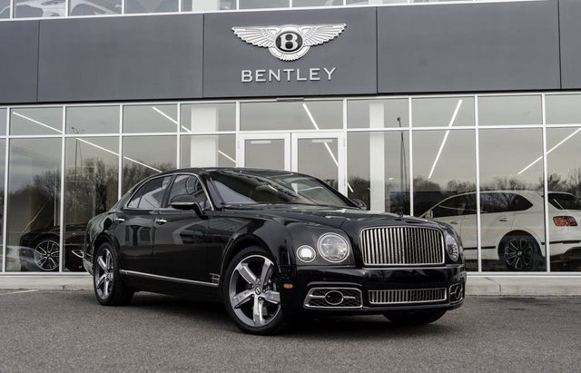 2019 Bentley Mulsanne Speed RWD