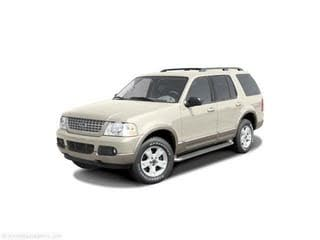 2004 Ford Explorer Limited V6 AWD