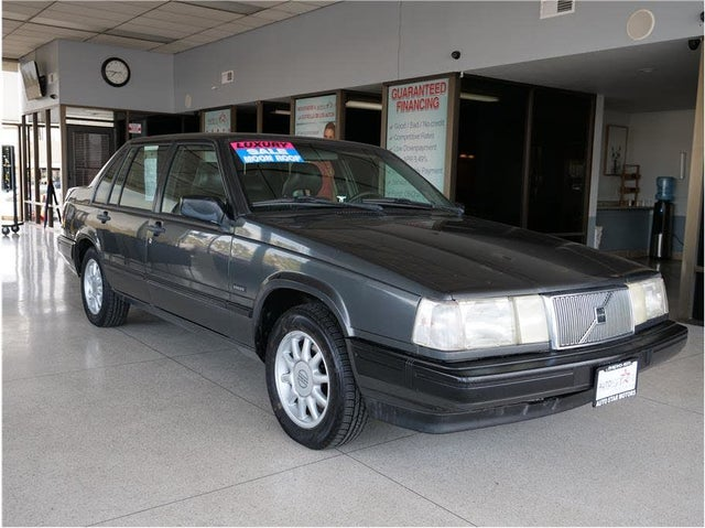 1994 Volvo 940 Turbo