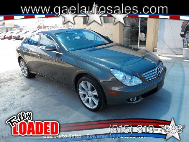 Used 2008 Mercedes Benz Cls Class Cls 550 For Sale With Photos