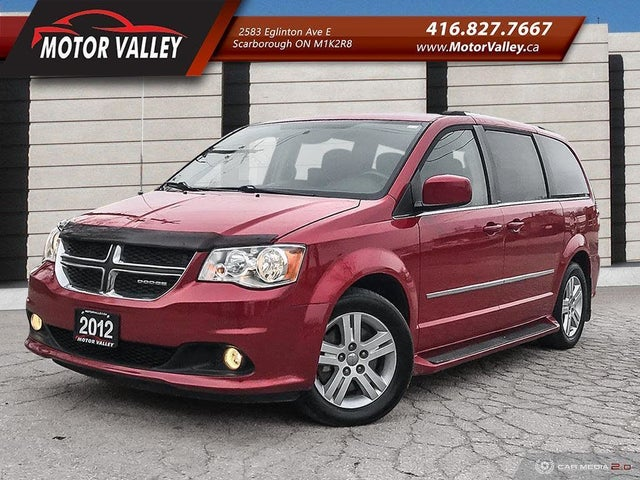 2012 Dodge Grand Caravan Crew Plus FWD
