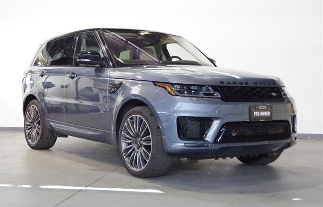 2019 Land Rover Range Rover Sport V8 Autobiography Dynamic 4WD