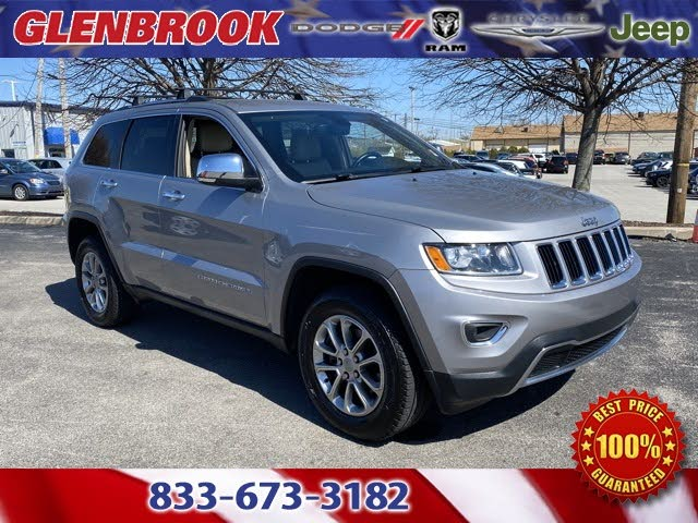 Used Jeep Grand Cherokee for Sale in Fort Wayne, IN - CarGurus