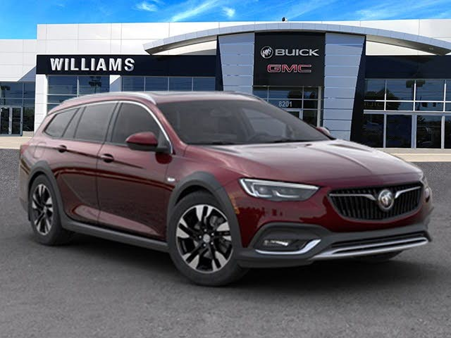 used 2020 buick regal tourx essence awd for sale (with