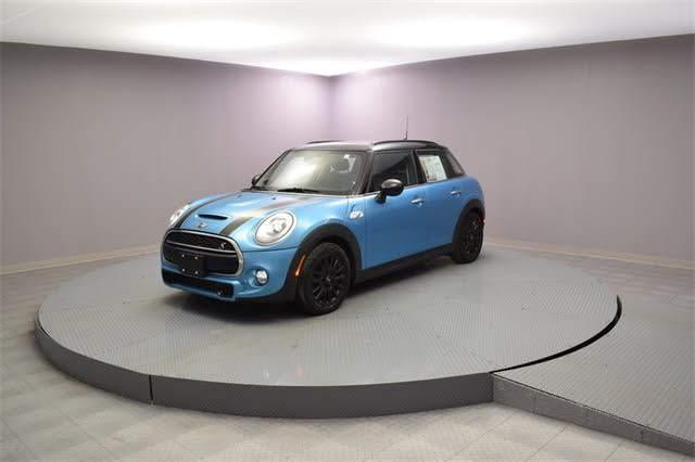 2016 MINI Cooper S 4-Door Hatchback FWD