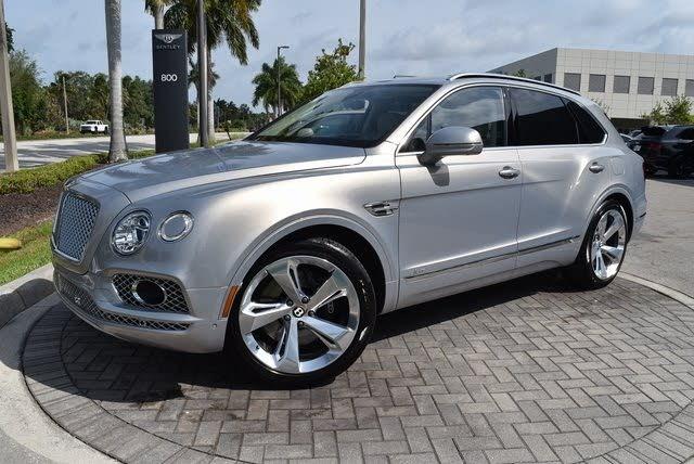 2020 Bentley Bentayga Hybrid Hybrid AWD