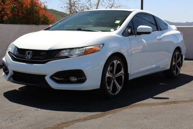 2015 Honda Civic Coupe SI with Navi and Summer Tires